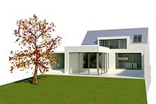 Wohnhaus Familie S., NÖ