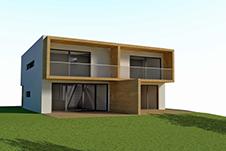Doppel-, Reihen- und Einzelhausverkaufsentwurf, NÖ