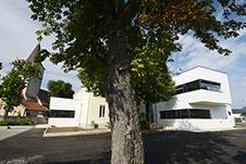 Volksschule St. Egyden, NÖ, gemeinsam mit Architekt Kurt Karhan