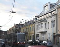 Hietzinger Hauptstrasse 76, Sanierung und Neubau in der Schutzzone Wien 13