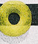 Schattenbild, Öl auf Leinwand 130x150cm, 2004
