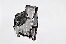 Edgar Allan, Acryl auf Papier  70x50cm, 2007