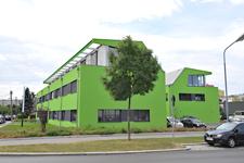 Psychosoziales Zentrum, Wien, gemeinsam mit Architekt Kurt Karhan